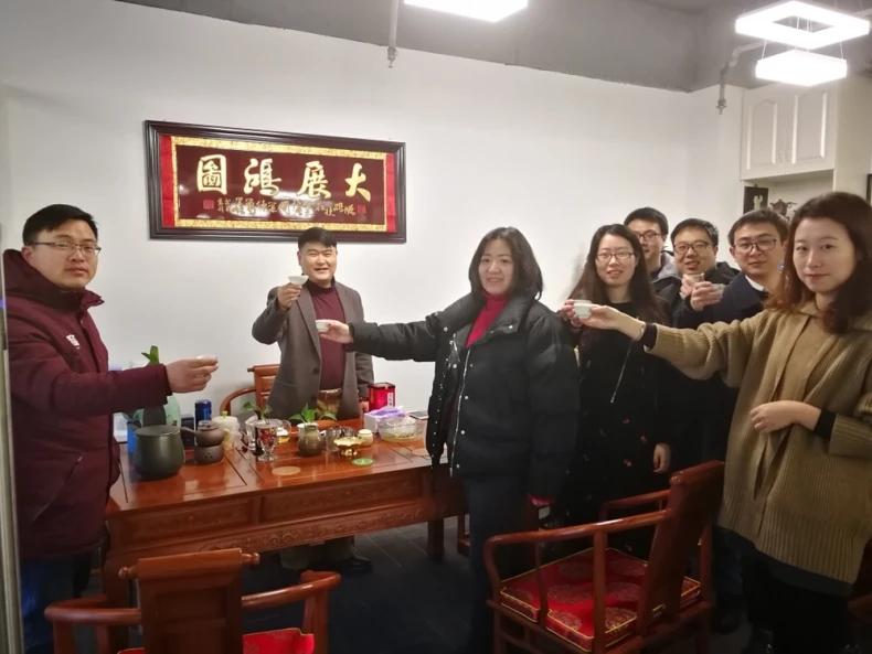 """蘇州金鉆""""開工茶"""