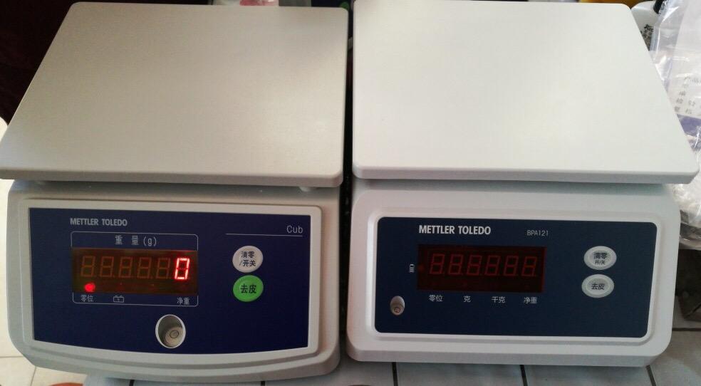 托利多BPA121-2220防潮电子计重秤实拍图