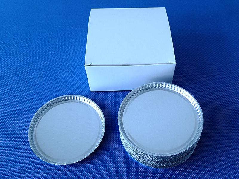 水分测定仪样品铝箔盘