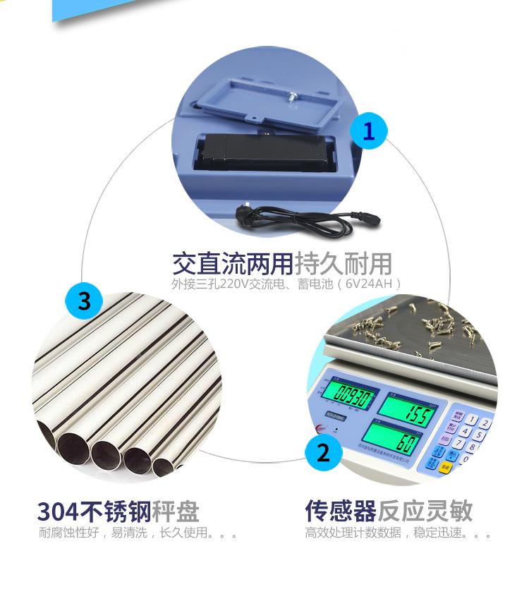 金搏仕ACS-JZ-AC计数桌秤2